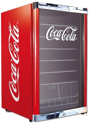 Stort Coca Cola Kylskåp