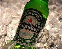 Iskall öl med minikyl
